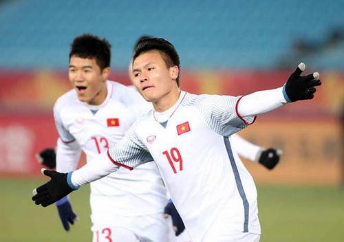 Quang Hải giành Quả Bóng Bạc, 3 cầu thủ U23 VN lọt ĐHTB