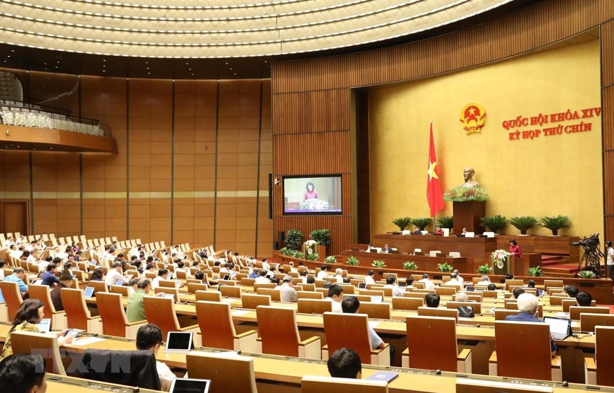 Đề cương tuyên truyền kết quả kỳ họp thứ 9, Quốc hội khóa XIV